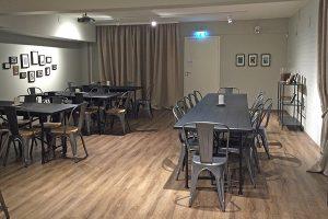 Bakery Cafe - kokoustila Tampereella - yksityistilaisuudet