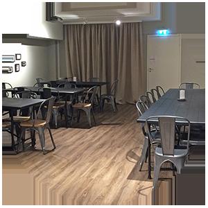 Kokous- ja juhlatila Tampereen keskustassa | Bakery Cafe - Tuomiokirkonkatu 26, 33100 Tampere